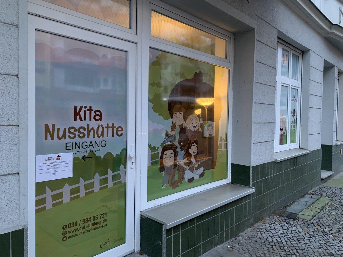 Kita Nusshütte Weißenburger Straße